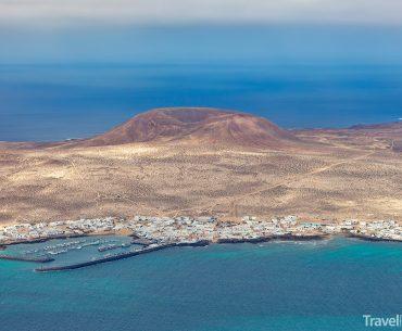 ostrov La Graciosa