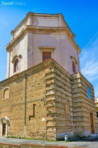 Chiesa di Santa Caterina ve městě Livorno