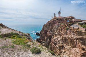 maják v Cabo de Gata