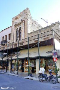město Chania