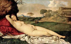 Spící Venuše