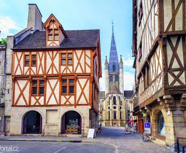 město Dijon