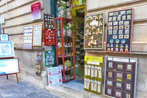 město Noto na Sicílii