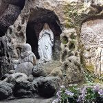 skalní kostel Piedigrotta ve městě Pizzo