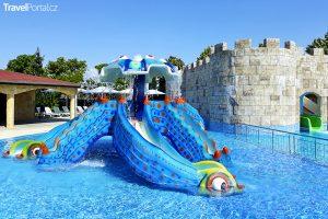 aquapark Paradise v Bulharsku