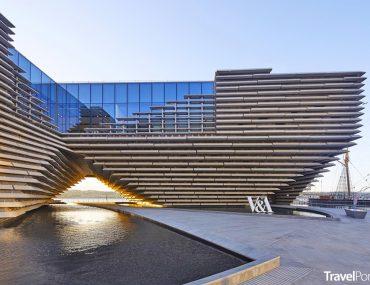 muzeum V&A ve městě Dundee