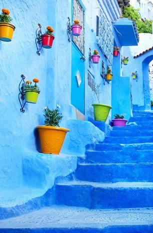 Chefchaouen: Modré město na severu Maroka zaujme i tradičními řemesly