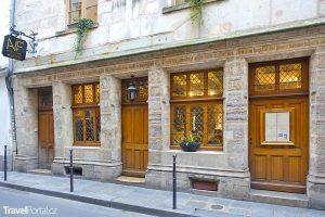Flamelův dům aneb Tajuplná místa Paříže