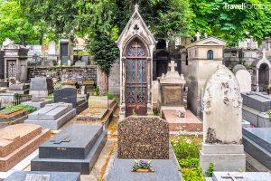 hřbitov Montmartre aneb Tajuplná místa Paříže