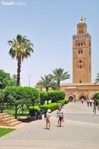mešita Koutoubia
