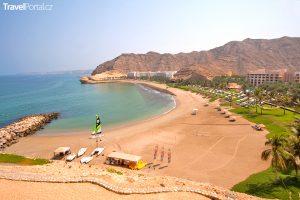 Vánoce 2018 aneb Dovolená v Ománu