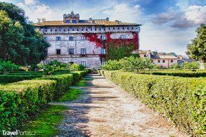 hrad Ruspoli