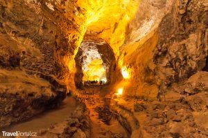 jeskyně Cueva de los Verdes