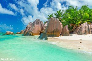 Anse Source d'Argent na Seychelách