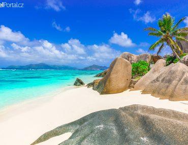 mezi nejlepší světové pláže se řadí Anse Source d'Argent