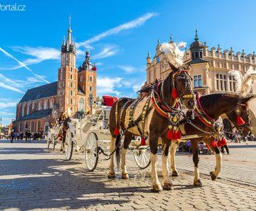 Hlavní náměstí Krakov