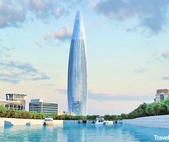 The Bank of Africa Tower: V Rabatu roste nejvyšší mrakodrap Afriky
