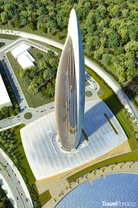 nejvyšší africký mrakodrap The Bank of Africa Tower