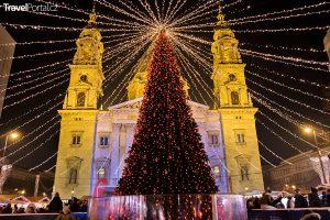 Vánoční trhy 2018 Budapešť