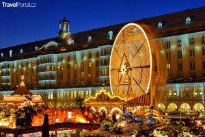 Vánoční trhy 2018 Drážďany