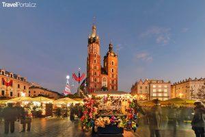 Vánoční trhy 2018 Krakov