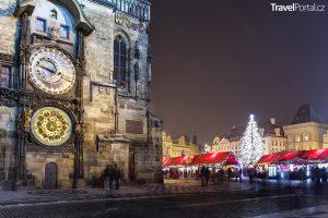Vánoční trhy 2018 Staroměstské náměstí
