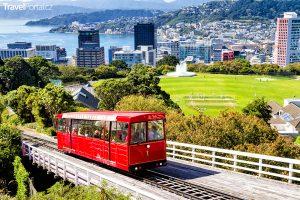 Wellington Nový Zéland