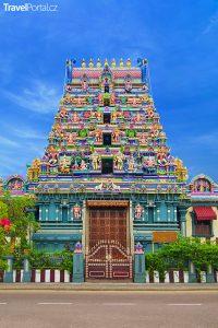 hinduistický chrám Arul Mihu Navasakthi Vinayagar Temple