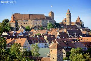 hrad Kaiserburg