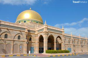 Muzeum islámské civilizace v emirátu Sharjah