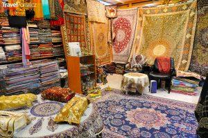 Emiráty lákají i na koberce a další typické výrobky