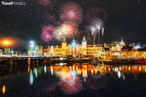 Silvestr 2018 v Amsterdamu