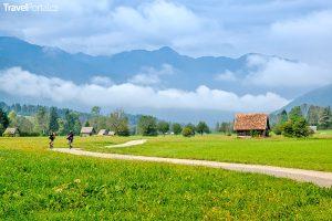 Bohinjska Bistrica Slovinsko