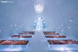 Icehotel #29 u Jukkasjärvi