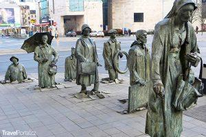 Pomník anonymního přechodu