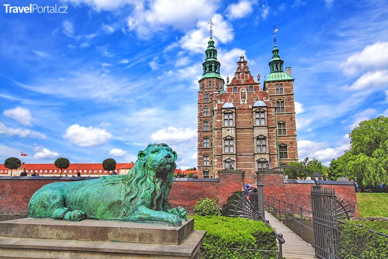 Velikonoce 2019 aneb zámek Rosenborg v Kodani