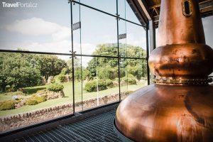 palírna Lindores Abbey Distillery
