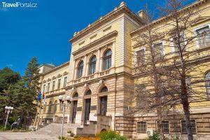 archeologické muzeum ve městě Varna