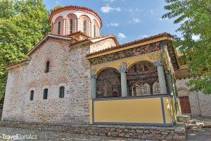 klášter Bačkovo