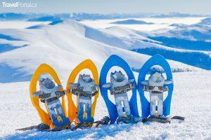 moderní sněžnice