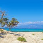 řecký ostrov Chrissi