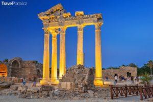 Apollonův chrám v Side