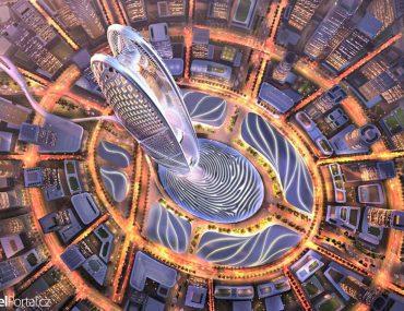 Burj Jumeira v Dubaji
