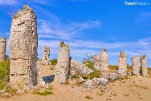 Kamenný les v Bulharsku