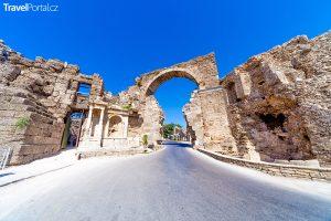 Vespasiánova brána