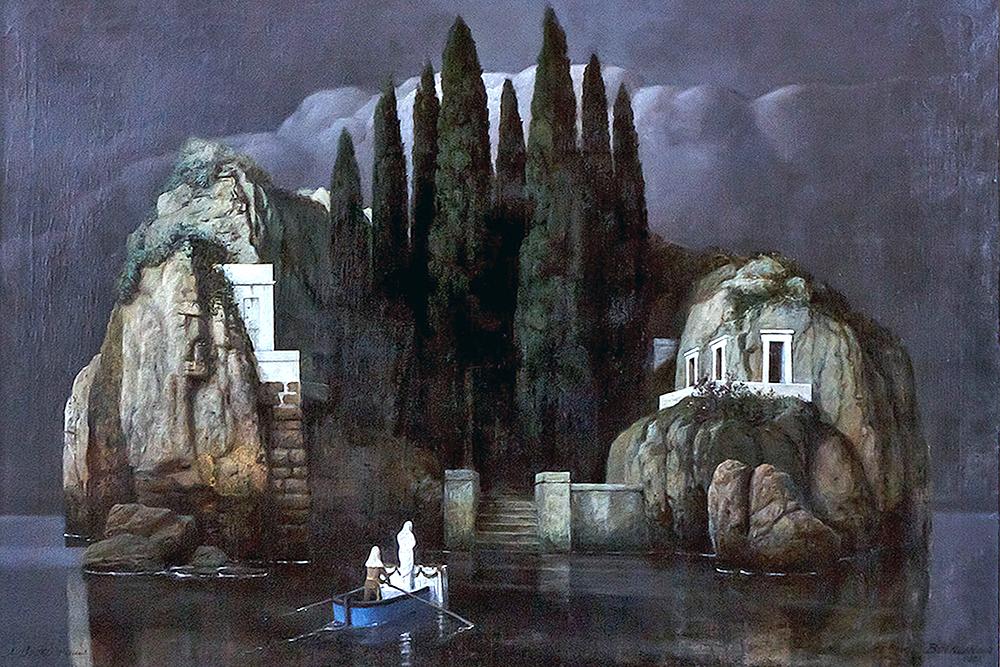 Isle of the Dead šestá verze