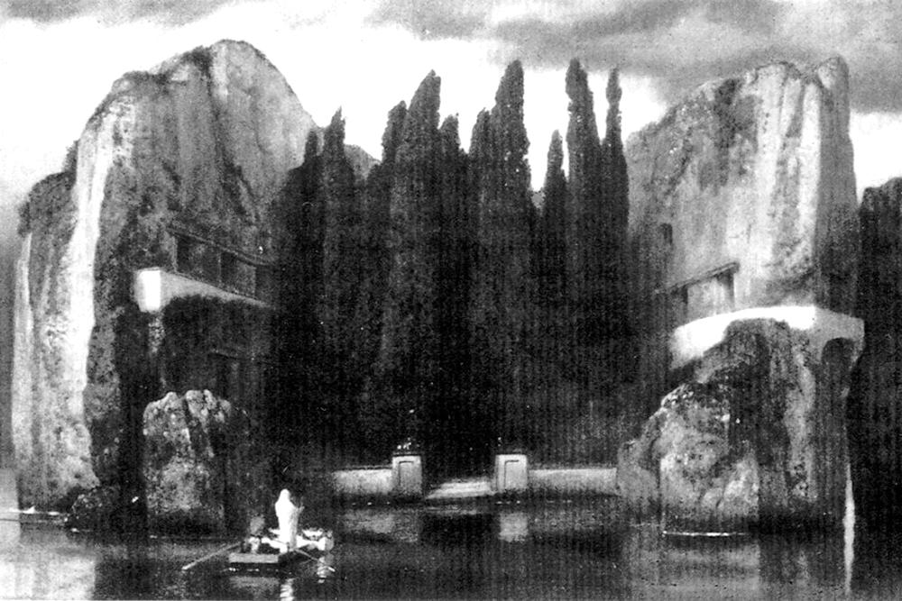 Ostrov mrtvých čtvrtá verze