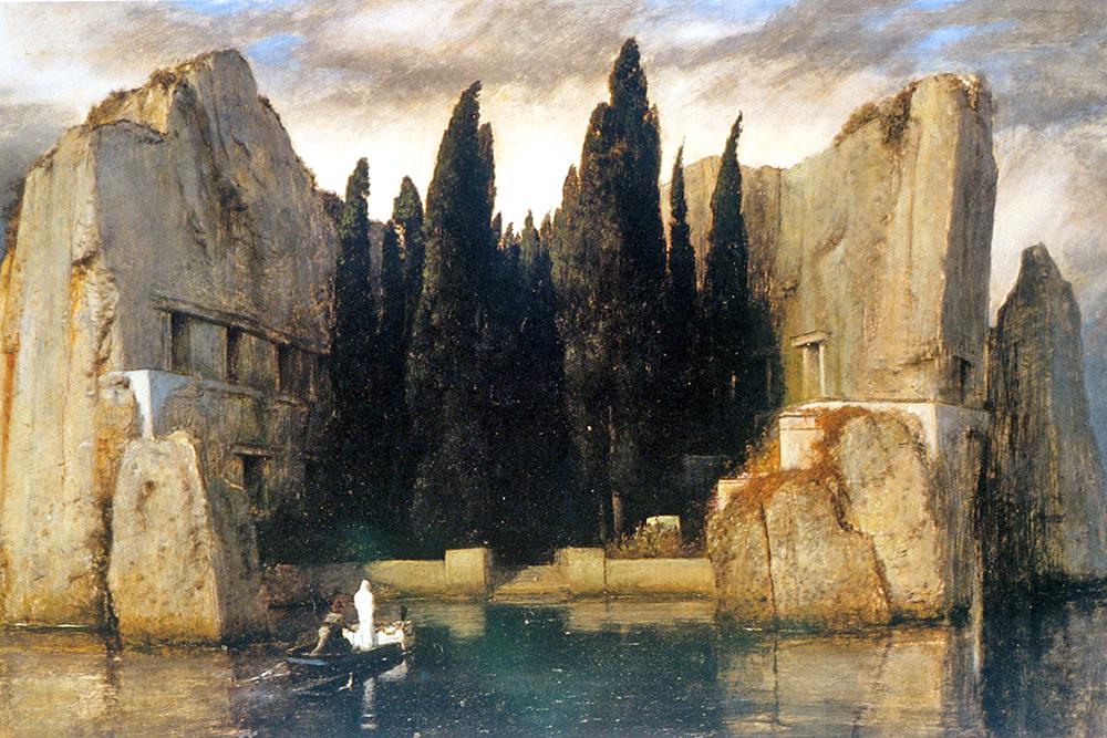 Ostrov mrtvých třetí verze