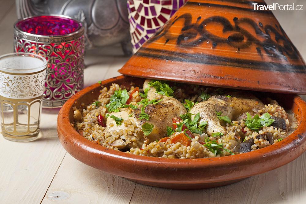 marocký tažín