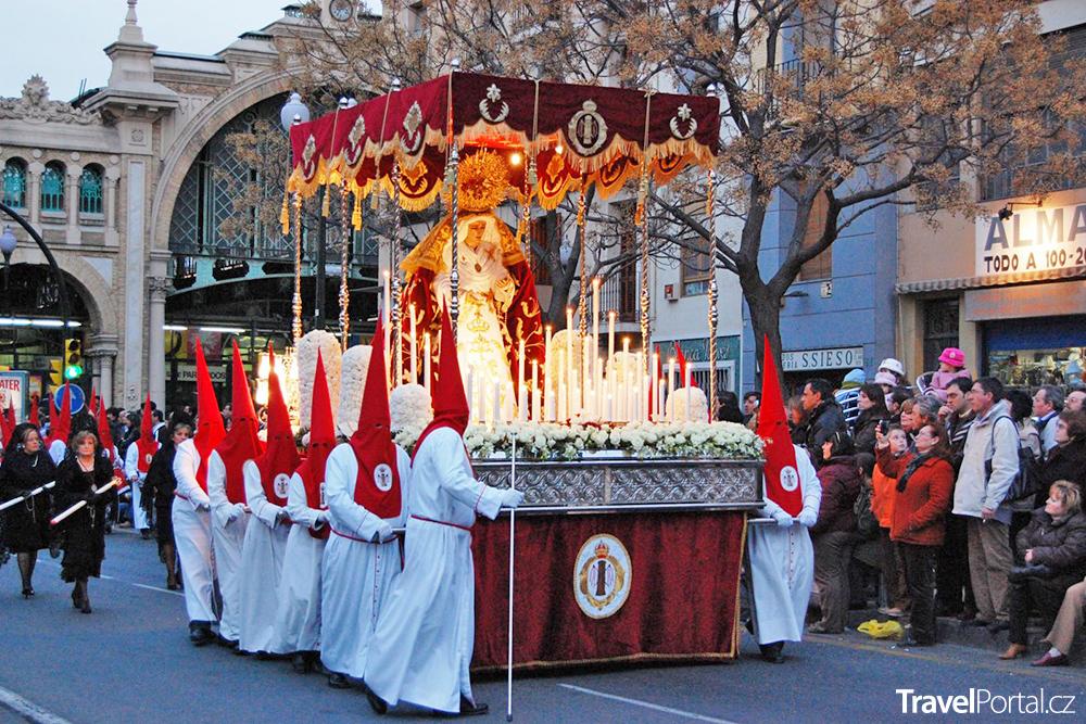 Santa Semana aneb Svatý týden